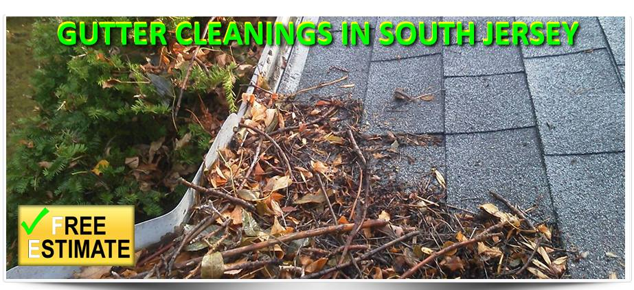 South Jersey Gutter Cleaner