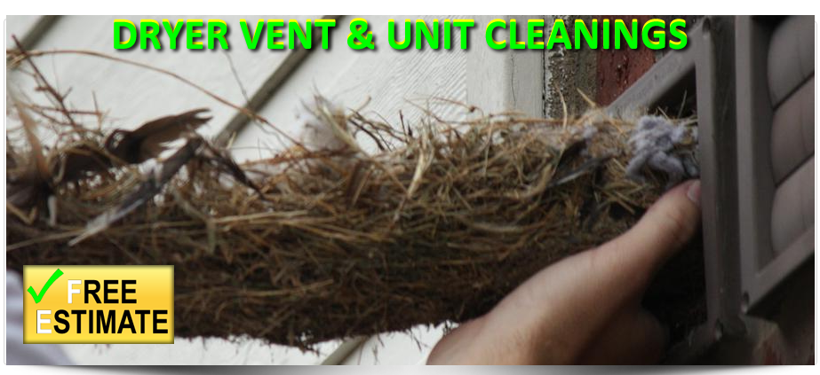 Dryer Vent Cleanings NJ