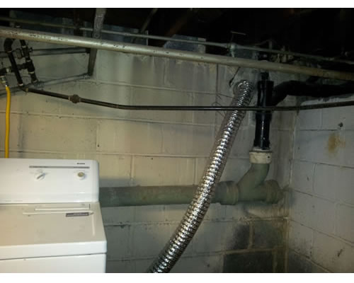 PREVENTATIVE DRYER VENT MAINTENANCE CLEANING