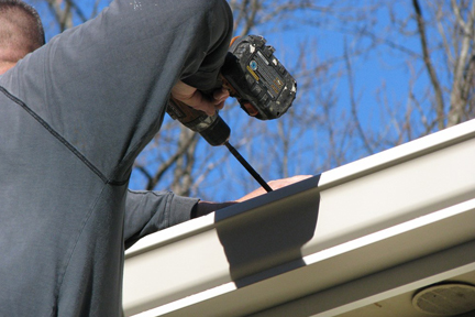 South Jersey Rehang Gutter Repairs