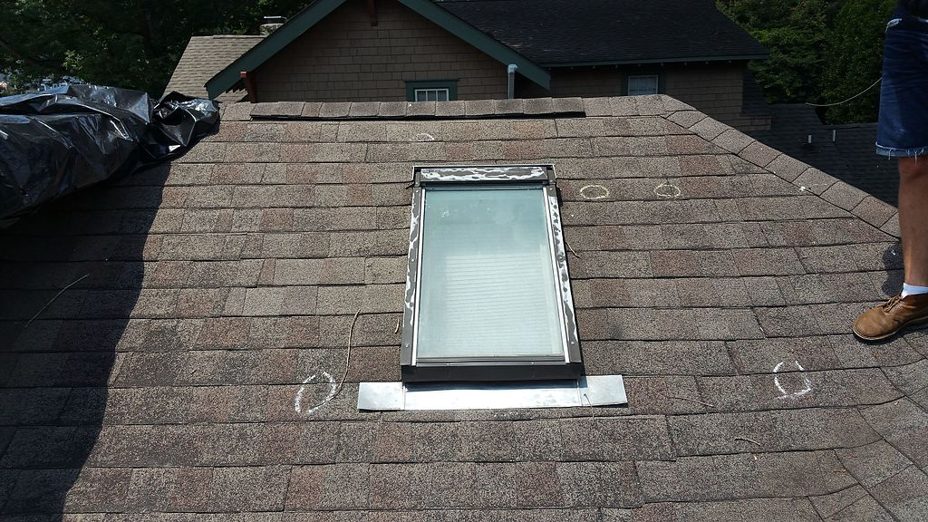 Skylight Cleaning Amp Spotlight Replacement ⋆ South Jersey