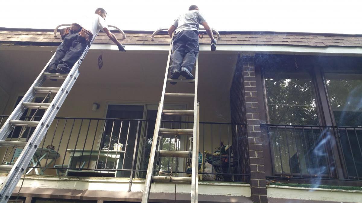 association-apartments-new-fascia-installed