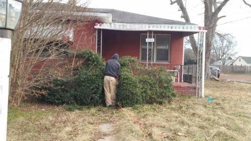 bank-reo-property-bush-hedging-cleanup-nj